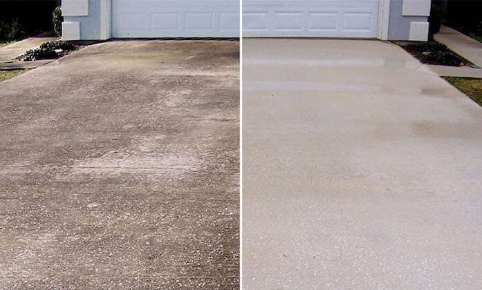 independence driveway cleaning