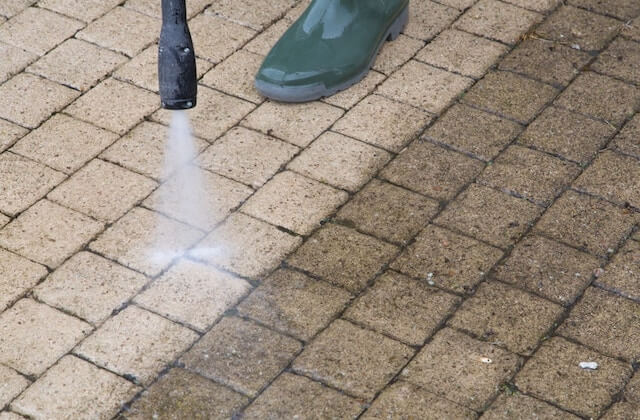 independence patio cleaning