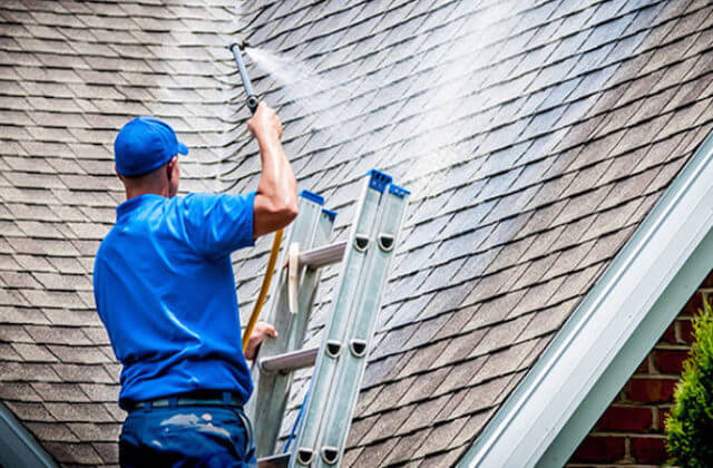 independence roof cleaning