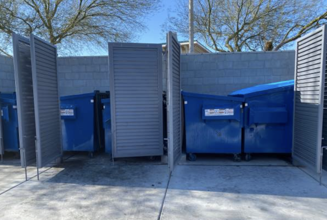 dumpster cleaning in independence