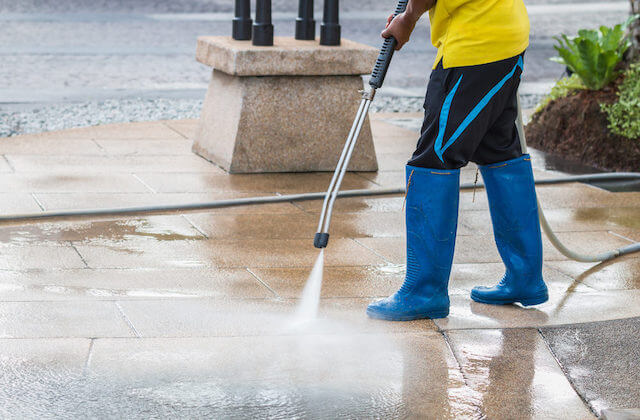commercial cleaning independence