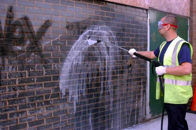graffiti removal in independence